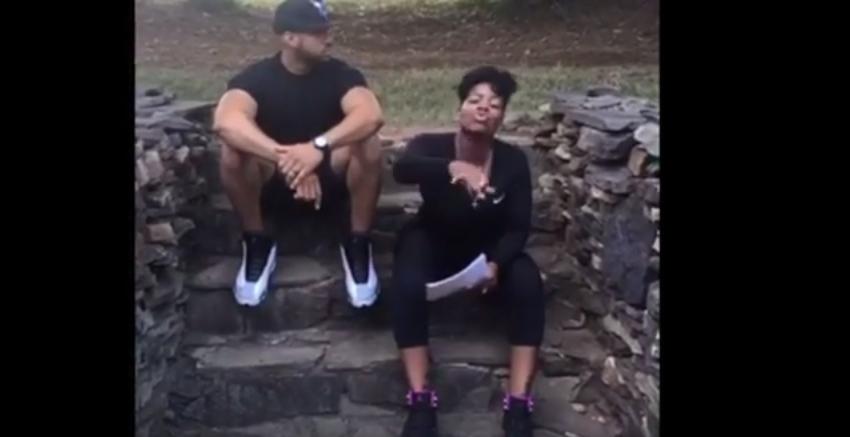 """Fantasia & Her Husband Respond to """"All Lives Matter"""" Concert Backlash"""