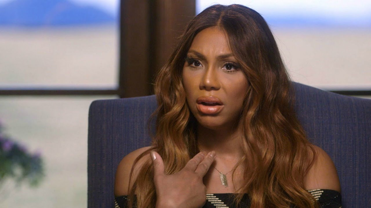 The Real Reason Producers Fired Tamar from The Real Daytime Talk Show