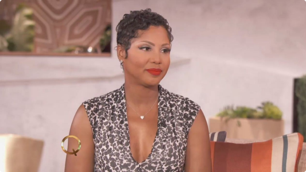 Big sister Toni Braxton is reportedly concerned about Tamar and Vince