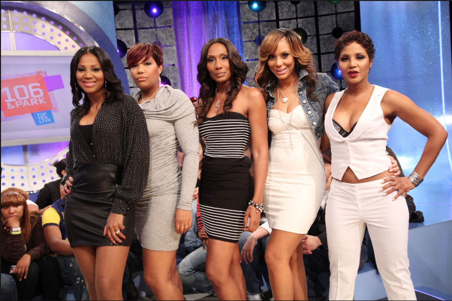 The Braxton Sisters reportedly concerned about Tamar and Vince's relationship.