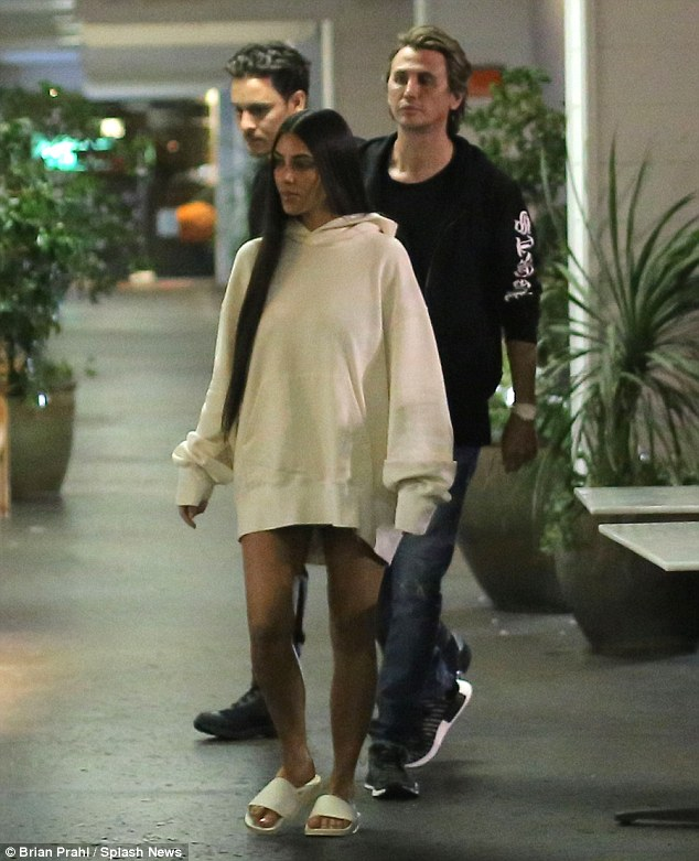 Kim Kardashian is still recovering from her Paris robbery ordeal