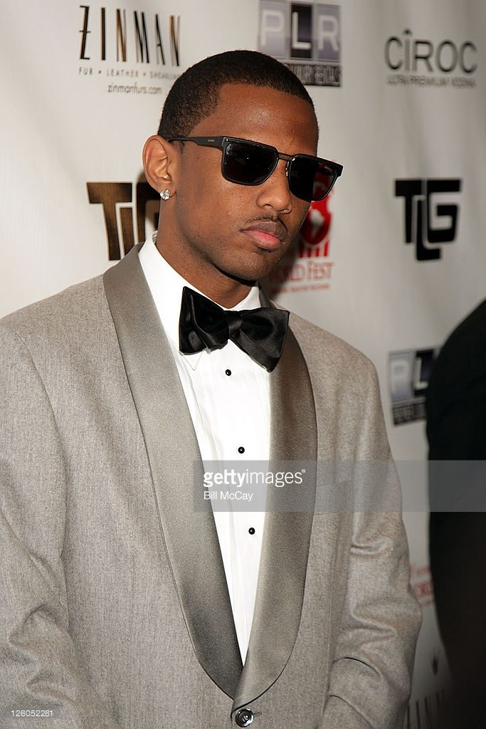 Fabolous at Tyrone Gilliams charity gala