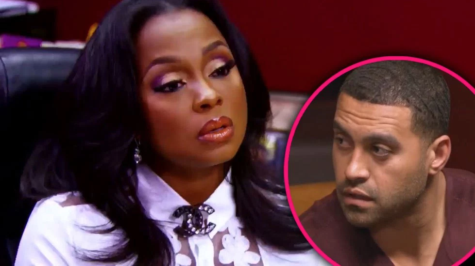 Apolla Nida Claims Phaedra Parks Divorce Documents are Invalid Due to Typo