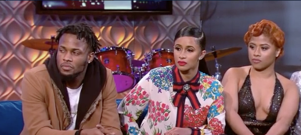 Cardi B Hip Hop: Cardi B Love & Hip Hop Reunion Racist Black Cockroach Asia