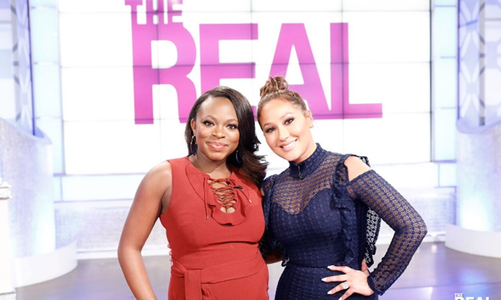 Adrienne Bailon Apologizes to Naturi Naughton