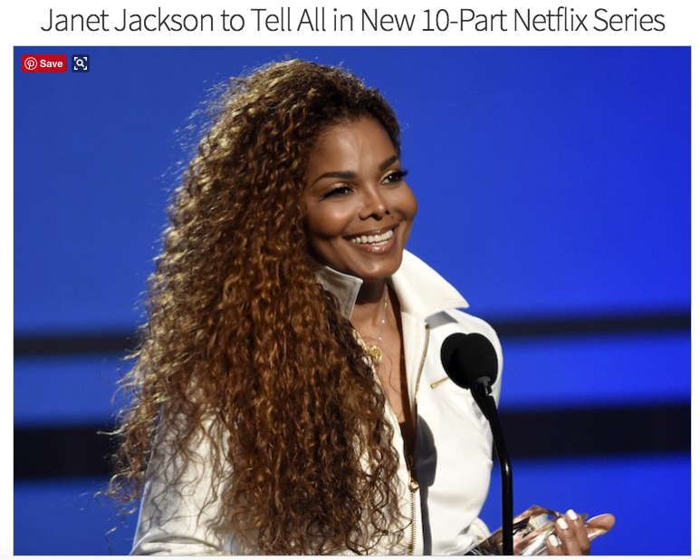 janet jackson preparing new reality tv show docuseries with netflix