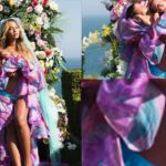 The Internet Reacts to Beyonce's (Photoshopped?) Belly Button in Her Twin Announcement Photo