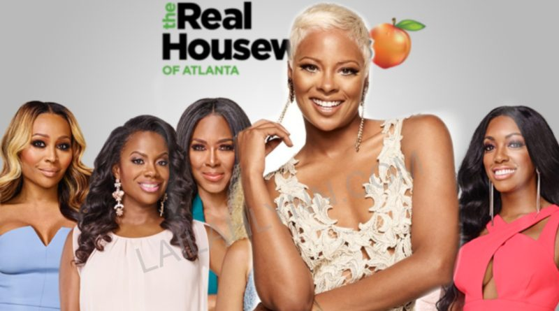 eva marcille real housewives of atlanta season 10 nene leakes porsha williams cynthia bailey