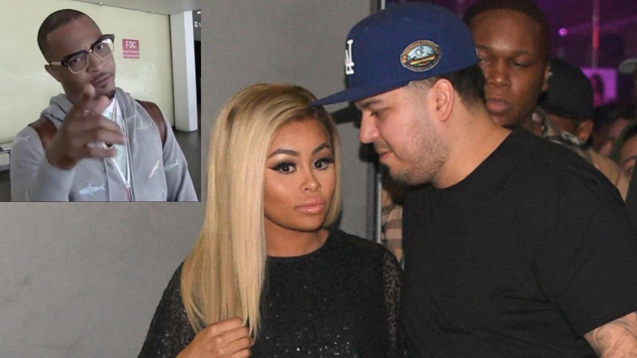 "[video] TI ""Tip"" Harris Responds to Rob Kardashian Saying He Paid Blac Chyna to be with Him & Tiny"