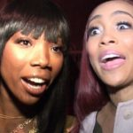 "Brandy Tells Monica To Come Get Her ""Hating Azz Pigeon"" Fans After Whitney Tribute Goes Wrong"
