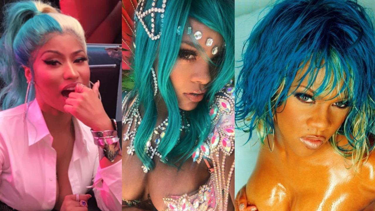 Lil Kim And Nicki Minaj Together Petty Betty: Nicki Min...