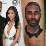 Jhene Aiko Gets Big Sean's FACE Tattooed on Her Arm to Celebrate Divorce From Dot Da Genius