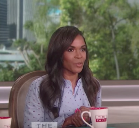 Michelle Williams PRAYING for a Co-Host Spot on The Talk CBS Daytime Talk Show