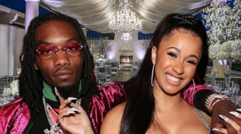 offset cardi b engaged proposed wedding special marriage engagement ring