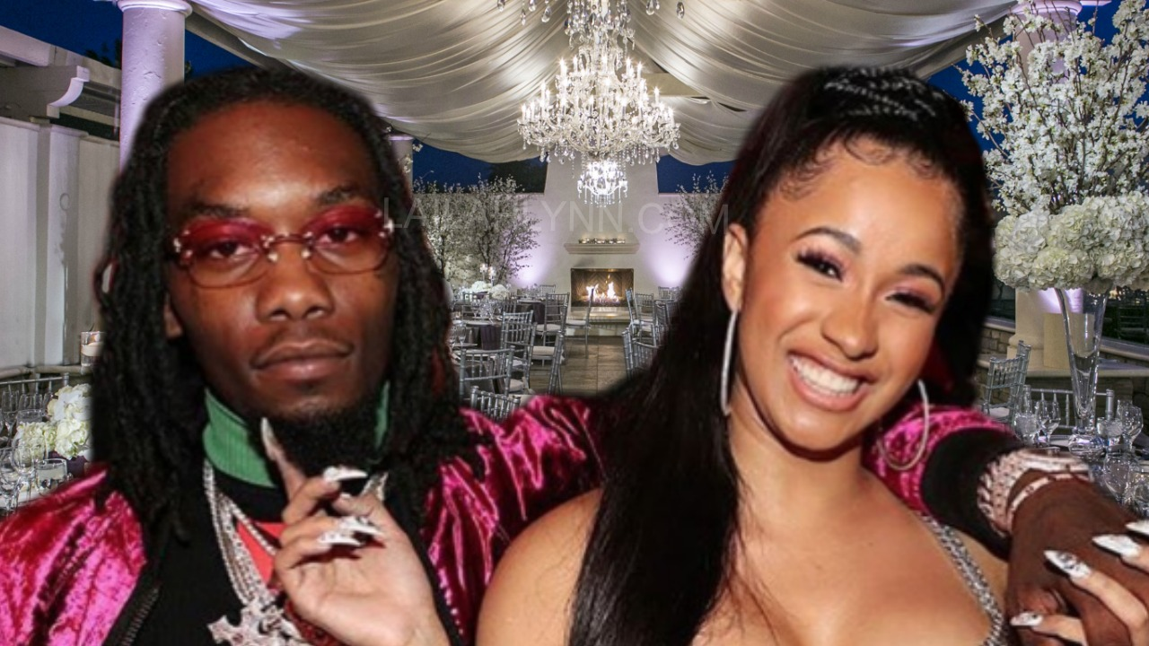 Cardi B Engaged To Offset After Rapper Proposes Live On: Offset Cardi B Engaged Proposed Wedding Special Marriage