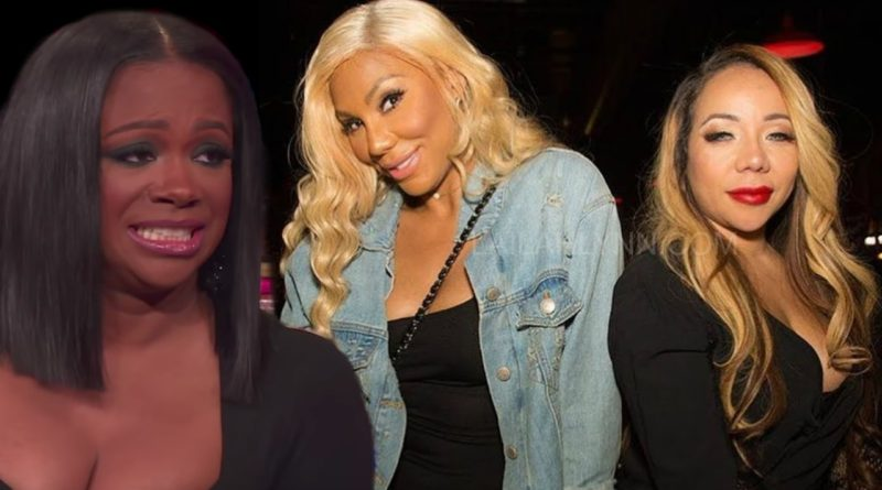 Kandi Burruss Tamar Braxton Tiny Harris New Music