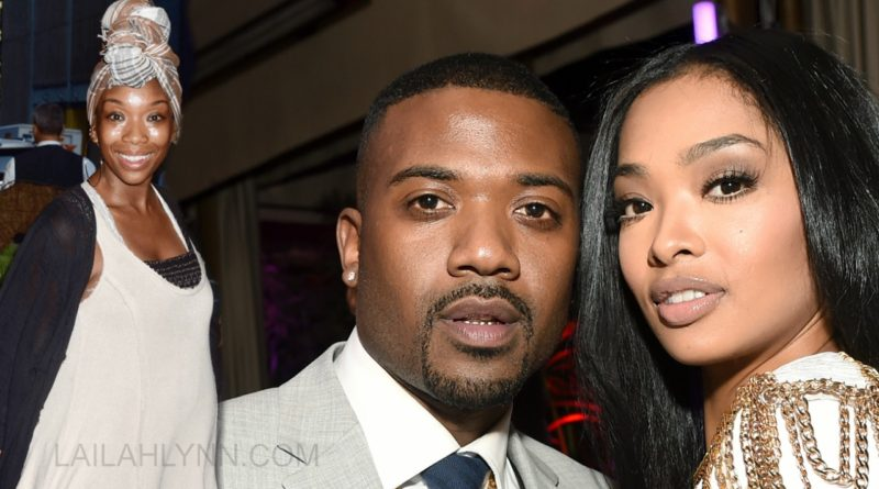 brandy pregnant princess love ray j moniece surrogate