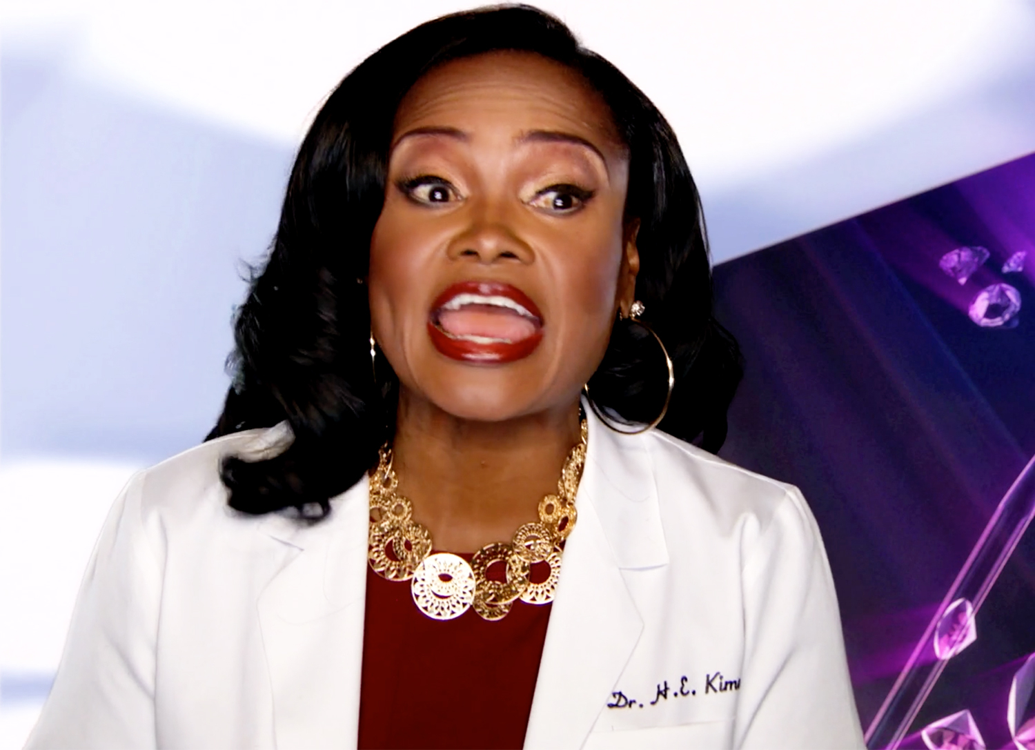 Dr Heavenly Gets A Maybach For Her 43rd Birthday!