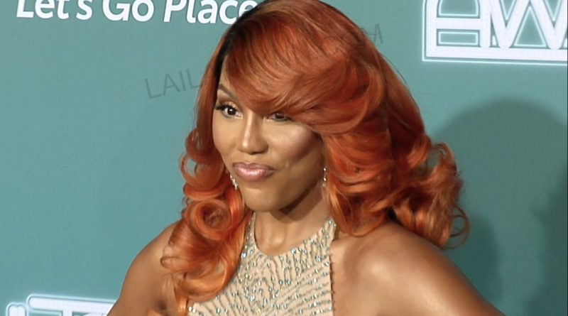 tamar braxton divorce vincent herbert soul train music awards red carpet