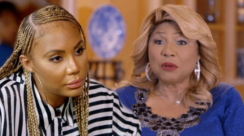 tamar braxton mother evelyn interview grio