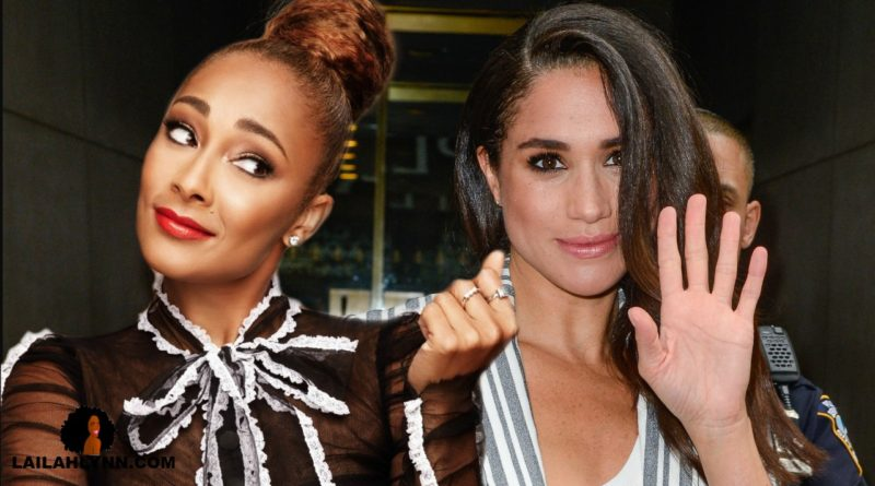 amanda seales meghan markle engagement prince harry