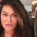 Ms Tina Shows Off Beyonce's REAL Hair, Haters Will Say It's Weave