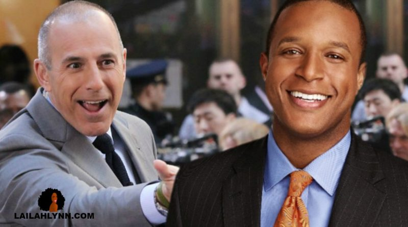 melvin craig replace matt lauer today show