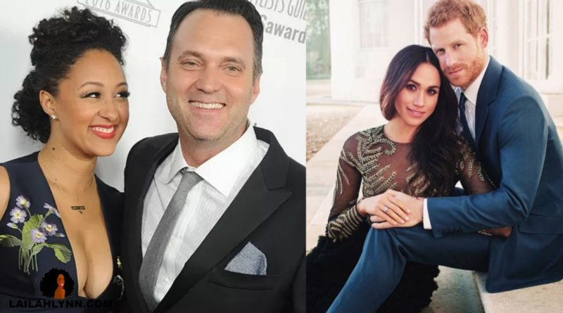 tamera mowry housley adam husband meghan markle prince harry engagement