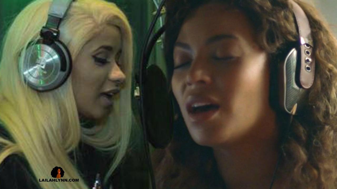 Cardi B Making Lemonade? Cardi Ties Beyonce With Four Hits in Top 10 of Hot R&B/Hip-Hop Songs Chart