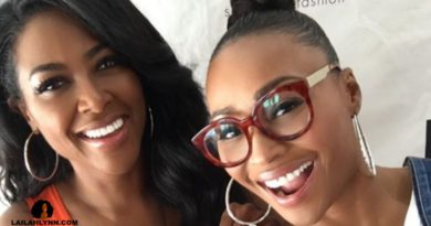 Cynthia Bailey Kenya Moore Porsha Williams Real Housewives of Atlanta