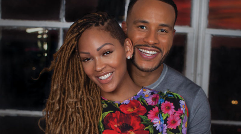 Megan Good Devon Franklin baby news