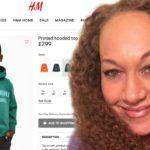 Girl, Bye! Rachel Dolezal Tries to Sell H&M Protest Hoodie