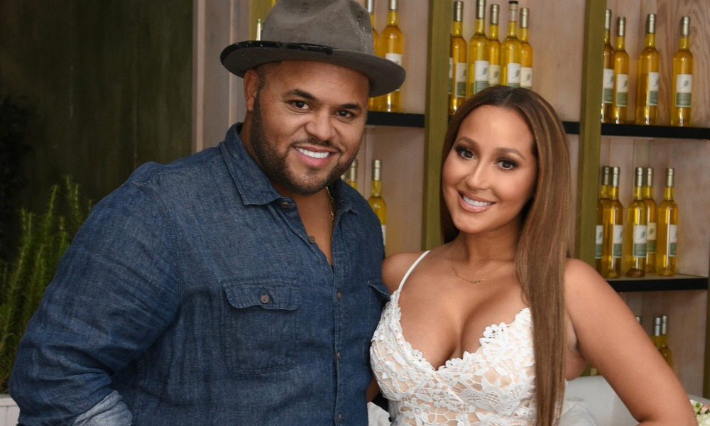 Adrienne Bailon & Israel Houghton Having A Baby This Year!