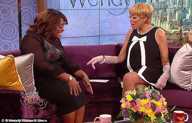 Wendy Williams Hints Sherri Shepherd Is NOT PRETTY Enough To Host A Show