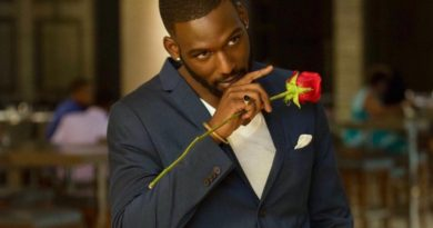 Kofi Siriboe Dating Model Duckie!! Details On Their Relationship