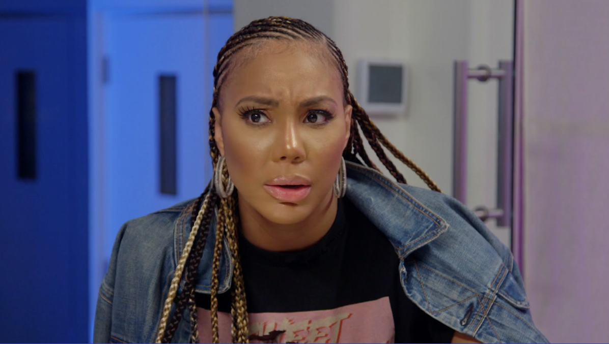 """Tamar Braxton """"Forgets"""" Her FIRST Husband, When Apologizing To Her Sisters For Divorce Comments"""