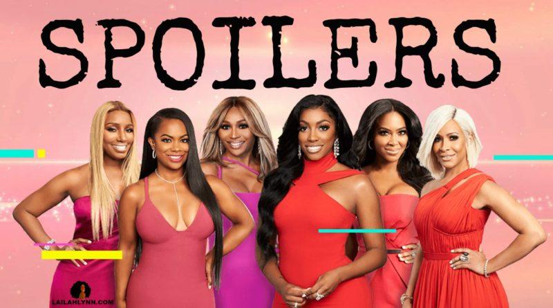 Real Housewives Of Atlanta Season 10 Reunion Spoilers Lailah Lynn