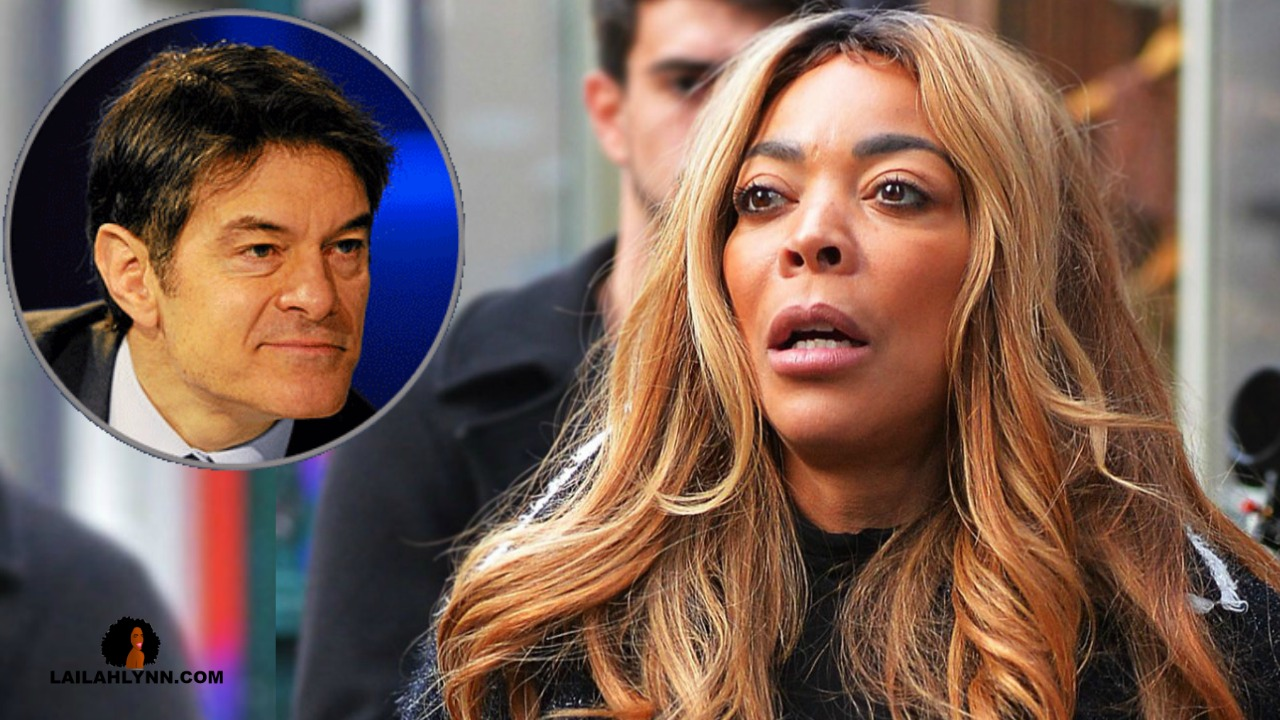 Dr Oz Reveals Wendy Williams Almost Took Herself OUT!!