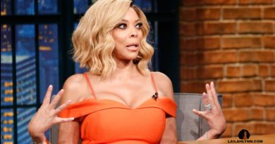 Wendy Williams Breast Implants Are 24 YEARS OLD!! And May Be The Cause Of Her Graves Disease