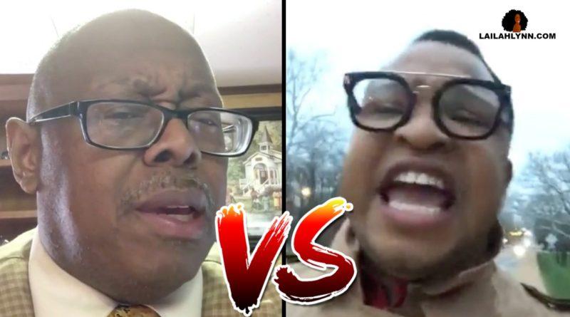 "Andrew ""Mr Delivert"" Caldwell vs Thaddeus Matthews aka ""The Cussing Pastor"""