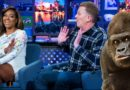Michael Rapaport Compares Kenya Moore To A Gorilla!