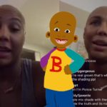 Tamar Braxton Responds To EJ Johnson Comparisons And Says She's No Hater