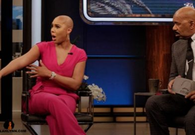 Tamar Blames Her Mother, Miss Evelyn, For How RUDE She Was On Steve Harvey's Talk Show