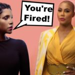 Tamar Braxton FIRED! Toni Braxton Kicks Tamar Off The Family Tour Too