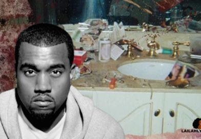 Kanye West Pays 85K To Use Whitney Houston Infamous Bathroom Picture For Pusha T's Album Cover