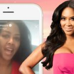 Video Of Kenya Moore Admitting She Doesn't Have A Peach For RHOA Season 11 Yet
