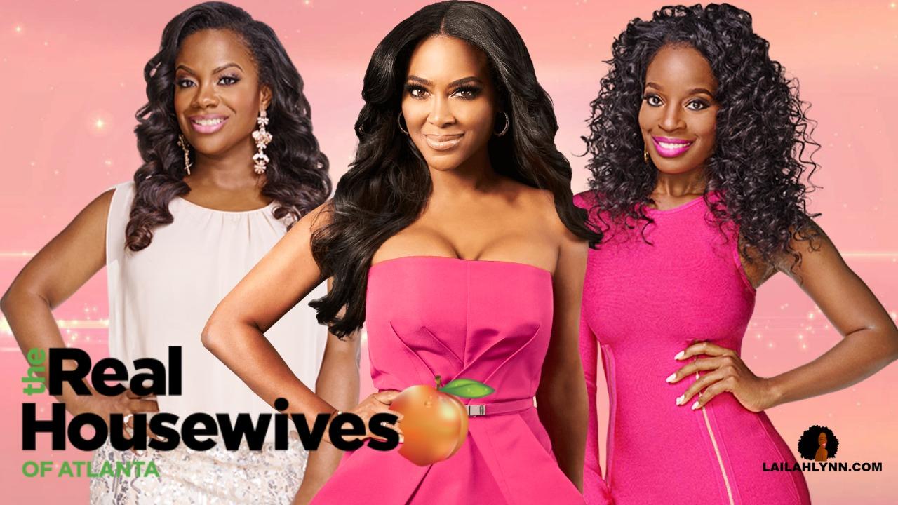 Look Who Just Showed Off Her Growing Baby Bump!! Real Housewives of Atlanta Season 11 tea
