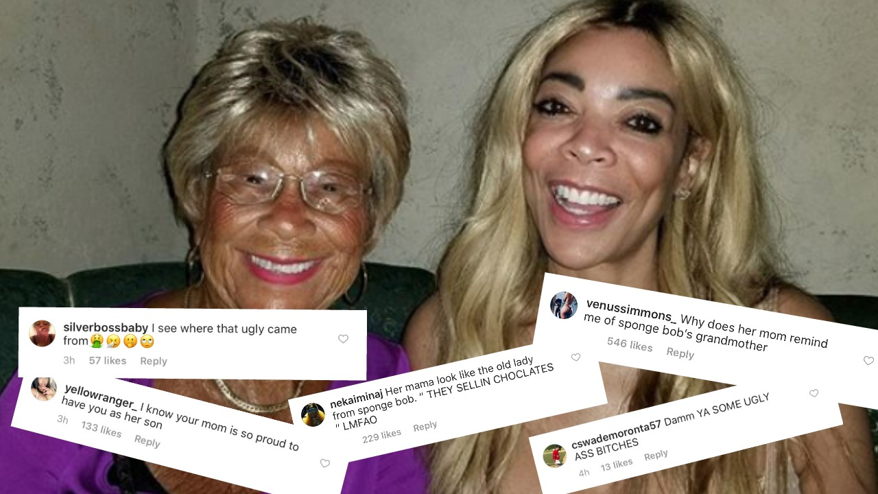 Wendy Williams AND HER MOTHER Get Dragged On Mother's Day