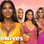 Kenya Moore Swears She Will Be A Housewife Or Nothing At All