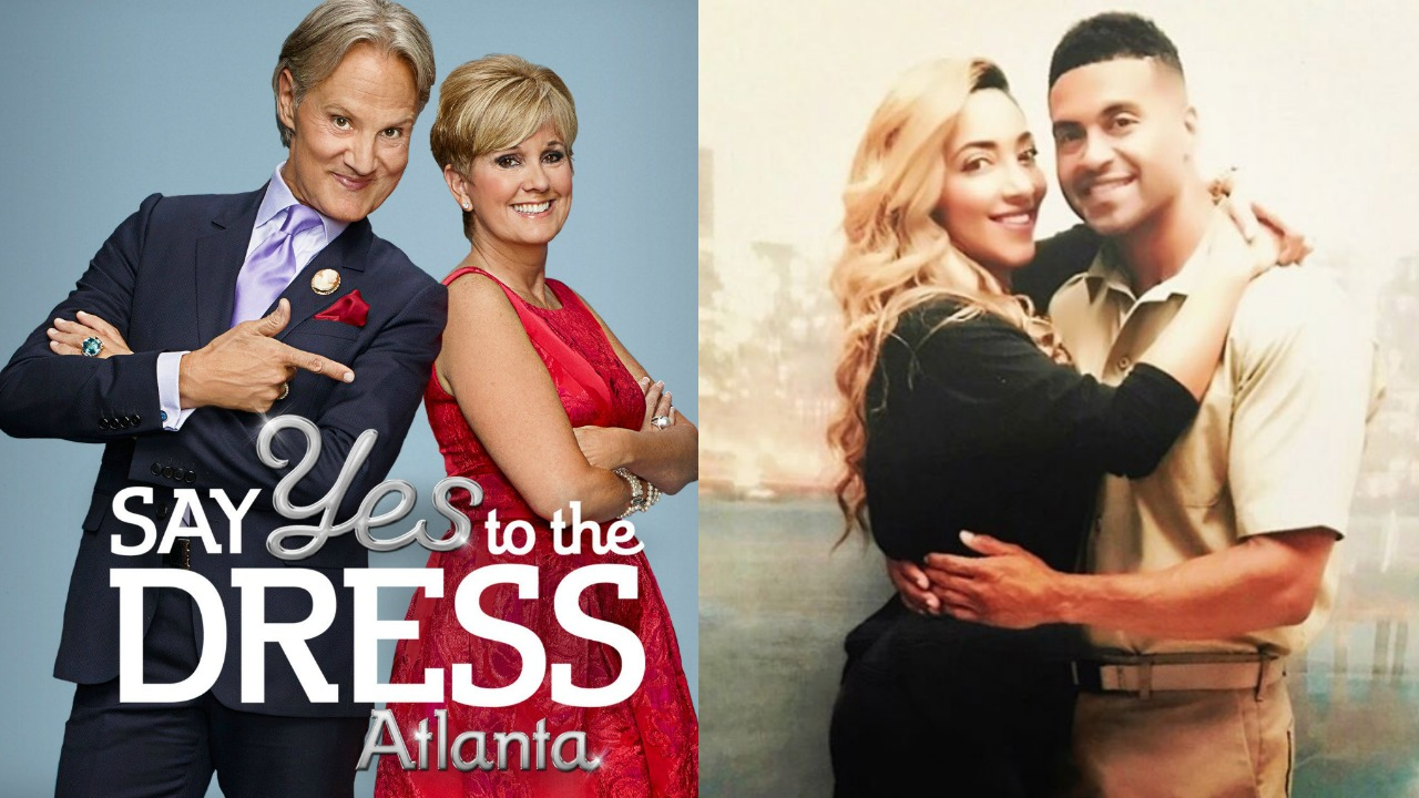 Apollo Nida & Fiance To Appear On Say Yes To The Dress Atlanta